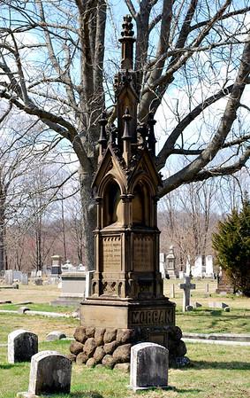 Morgan Grave Marker