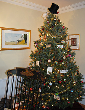 Superior Christmas In Salem Historic House Tour, Part Two