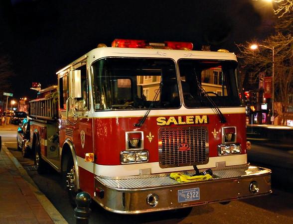 Salem FD Truck