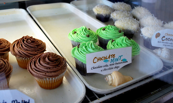 Chocolate Mint Cupcakes and more