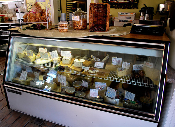 The Cheese Case