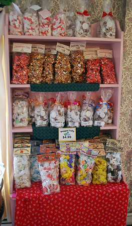 Taffy, Toffees, and Caramel Corn