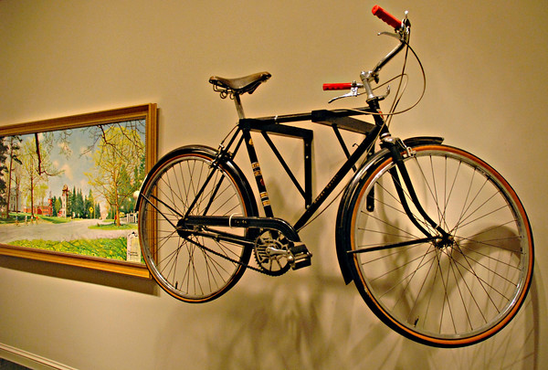 Norman Rockwell's Bicycle