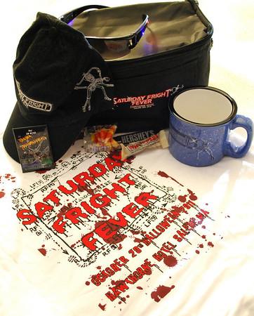 VIP Gift Bag aka Cool Swag!!!