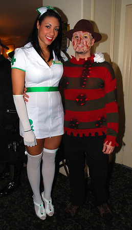 Freddy Krueger and a Nurse