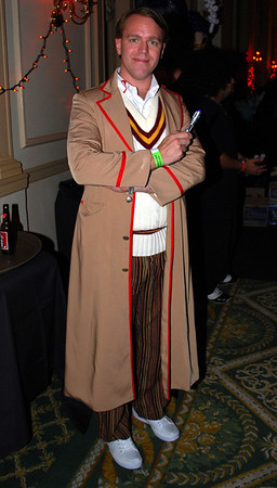 The Fifth Doctor (Who)