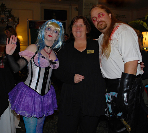 The Demented Dollmaker and His Doll and Me!