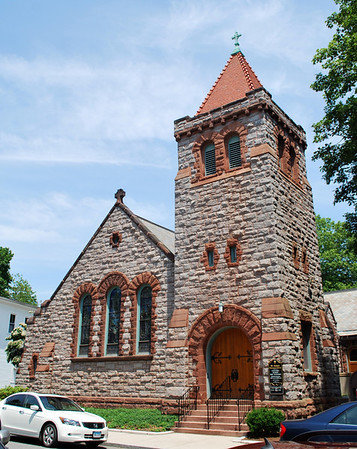 St John's Episcopal Church in Essex, CT