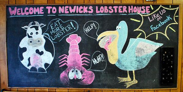 Welcome to Newick's!
