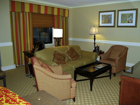 Room #358 Seating Area