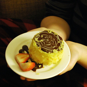 The Omni Parker House's Boston Cream Pie