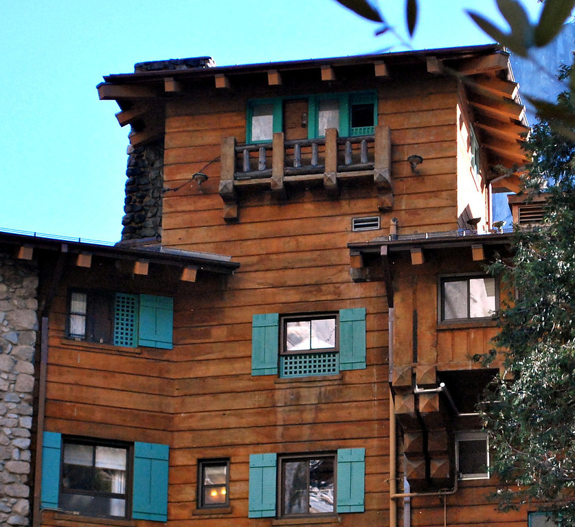 Yosemite National Park's Historic Hotel