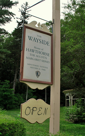 Sign for The Wayside