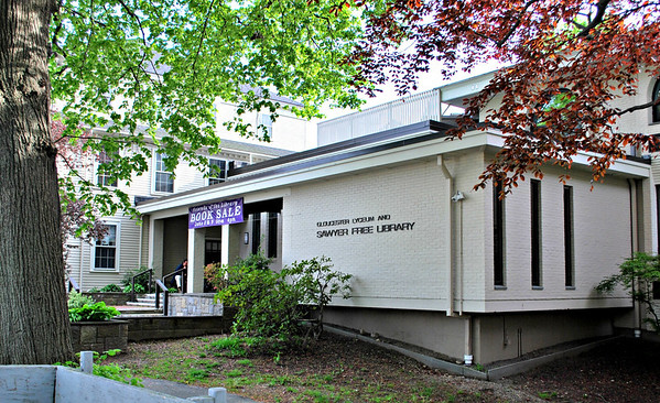 Gloucester Lyceum and Sawyer Free Library