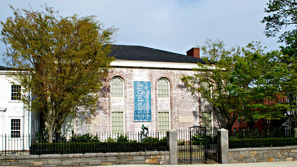 Gloucester's Cape Ann Museum was founded in 1873 as the Cape Ann Scientific and Literary Association.
