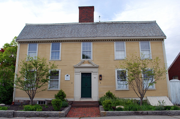 1764 William Dolliver House, Gloucester, MA