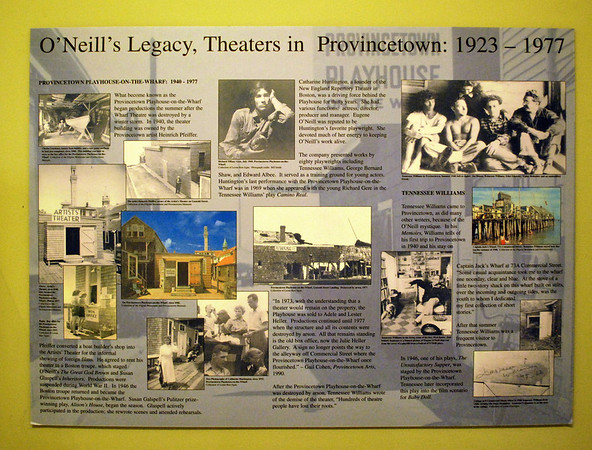 Eugene O'Neill's Legacy to Provincetown