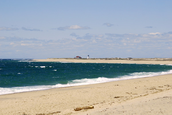 Race Point Light from Herring Cove Beach