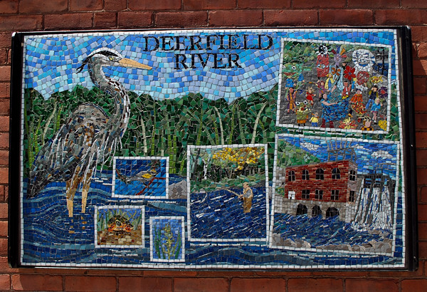 Deerfield River Mosiac Art