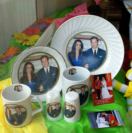 Looking for those hard-to-find Will and Kate collectibles?!?