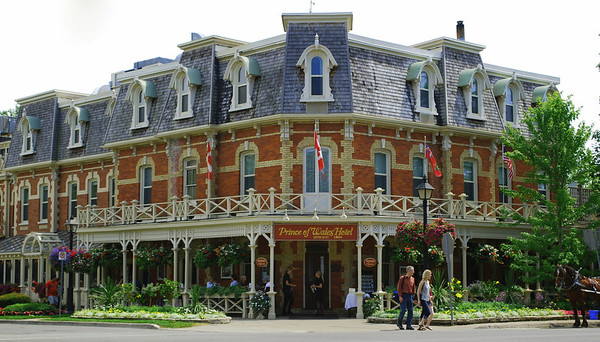 Established in 1864, Prince of Wales Hotel was originally known as Long's Hotel and first opened its doors in the 1860s, just prior to confederation of Canada in 1867.