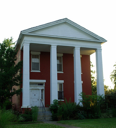 Bertie Hall, built in 1830 by William Forsythe Sr. who was a well known smuggler in the area, served as one of the principle landing areas for Blacks that crossed into Canada to escape the slavery of the United States.