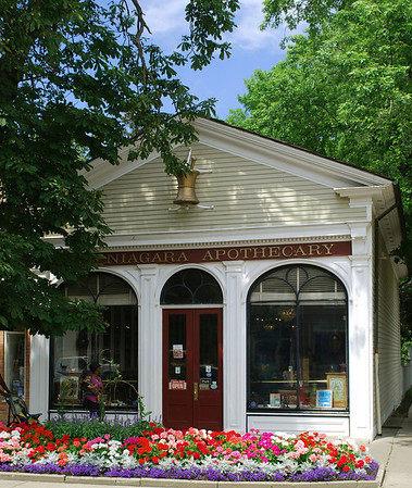 The Niagara Apothecary in Niagara-on-the-Lake.