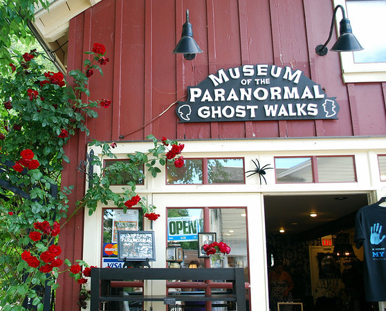The Museum of the Paranormal