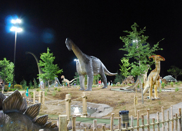 Dinosaur Adventure Golf